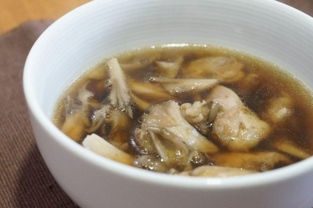 平野レミ「のっとりまいったっけスープ」